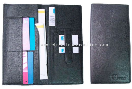 Passport Holder & Travel Wallet