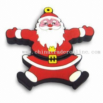 Christmas Father USB Flash Drive