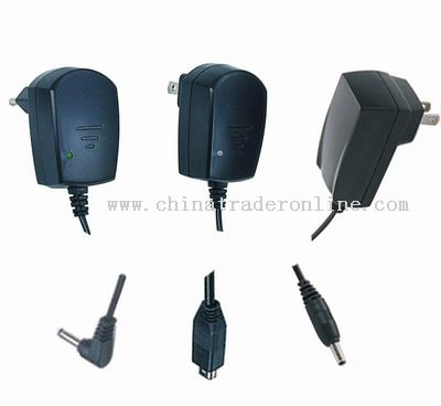 Travel Chargers for Mobile Phones/Bluetooth Headsets
