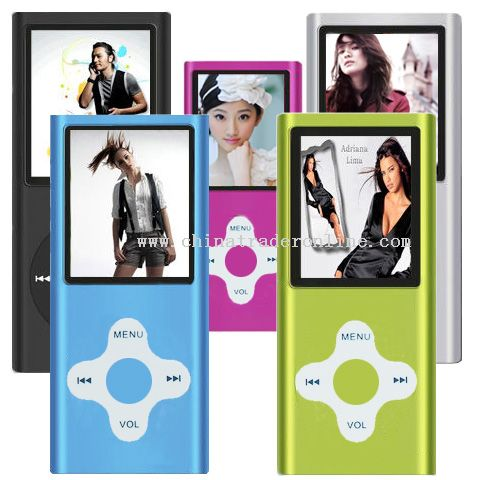 1.8 Inch Screen MP4 Players