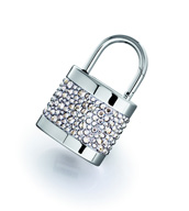 Crystal Diamond USB Flash Drive