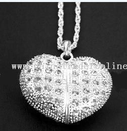 Diamond Necklace USB Flash Drive from China