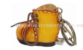Leather Shoes USB Flash Disk