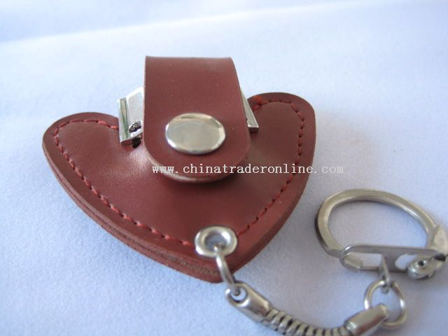 USB2.0 Leather USB Flash Disk