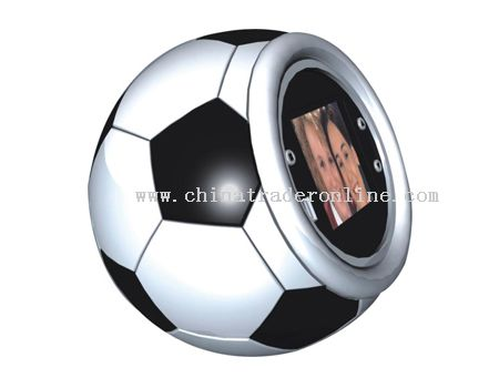 1.5 inch Football Digital Photo Frame