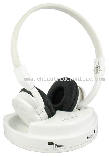 2.4G Wireless Noise Cancelling Headphone