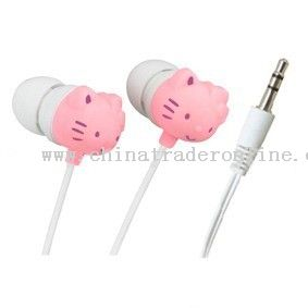 Sophisticated Stereo Earphone