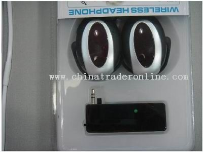Wireless Headphone for PSP 2000