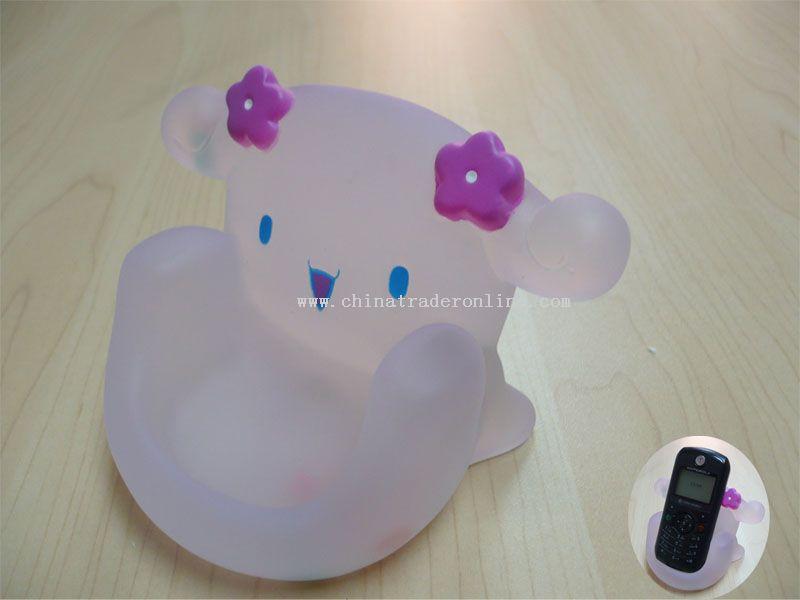 PVC Mobile Holder