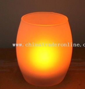 LED Flash Candle