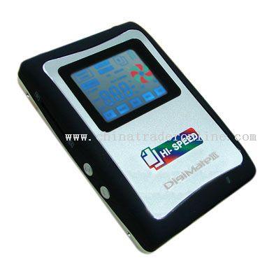 2.5 inch SATA Digital Photo Bank