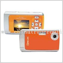 Slim Digital Camera