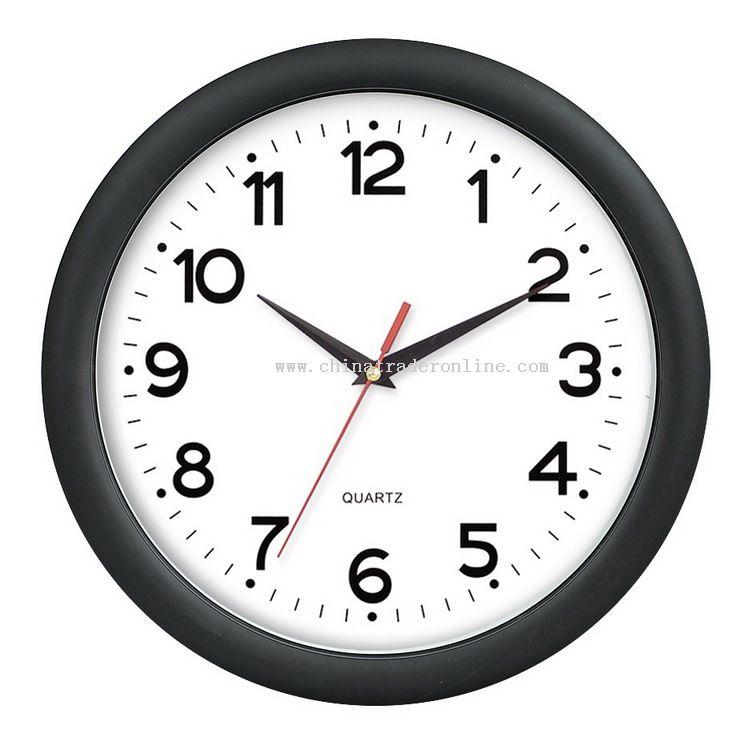 Clock-Quartz Walll Clock