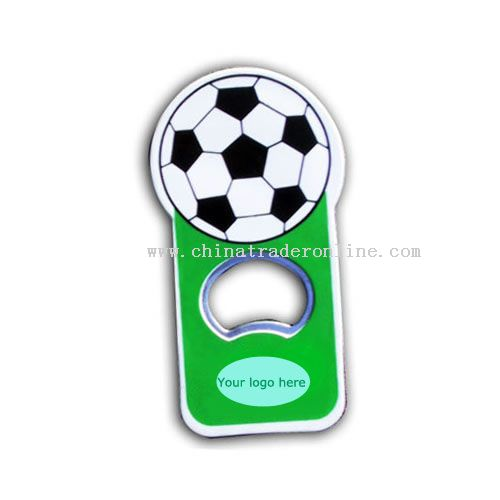 Bottle Opener for Football Fans