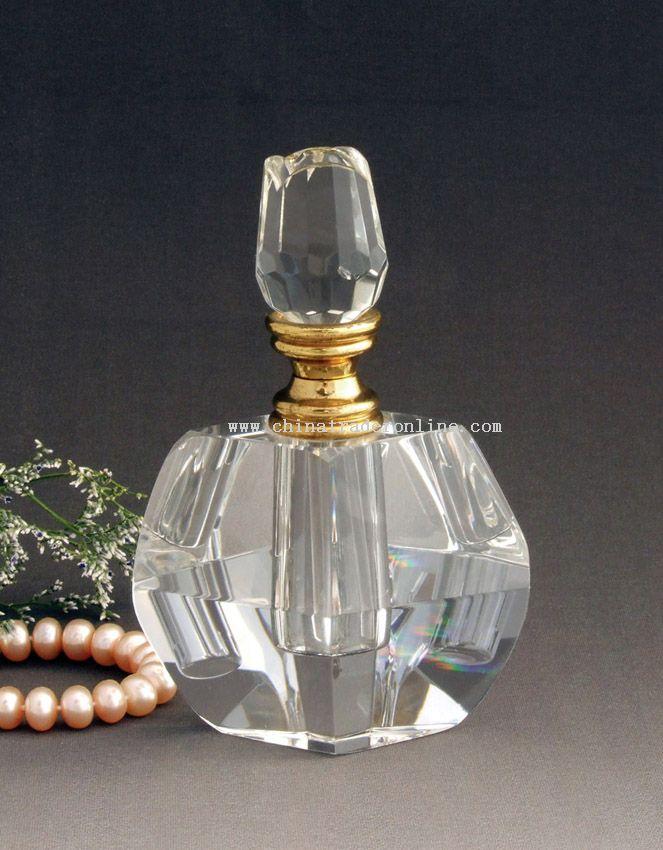 K9 glass crystal Perfume Bottle