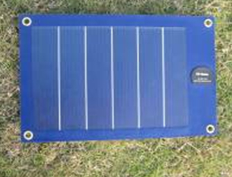 2.7W low power flexible panel from China