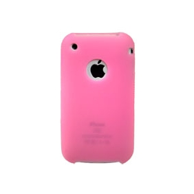 Apple iPhone 3GS iPhone 3G Premium Silicone Protective Skin Case