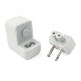 Compatible Charger for iPod/iPhone (3 in 1) - White