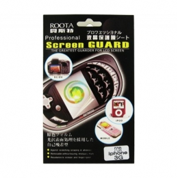 Compatible Roosta Screen Guard for Apple iPhone 3G