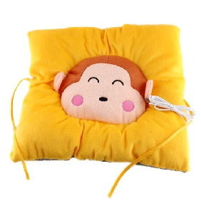 Cute Monkey USB Warmer Chair Cushions