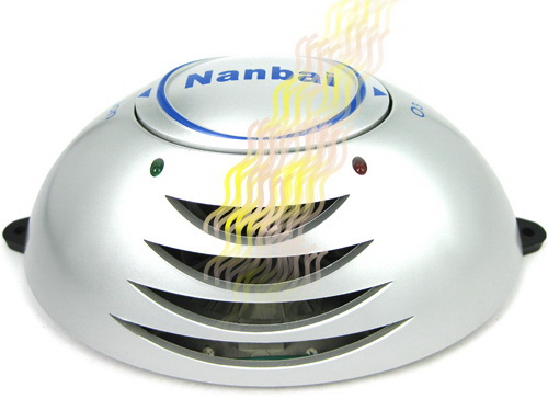 Multifunctional Car Air Purifier with High N-ion Density