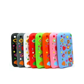 Paul Frank Hearts Silicon Case for Apple iPhone 3GS iPhone 3G