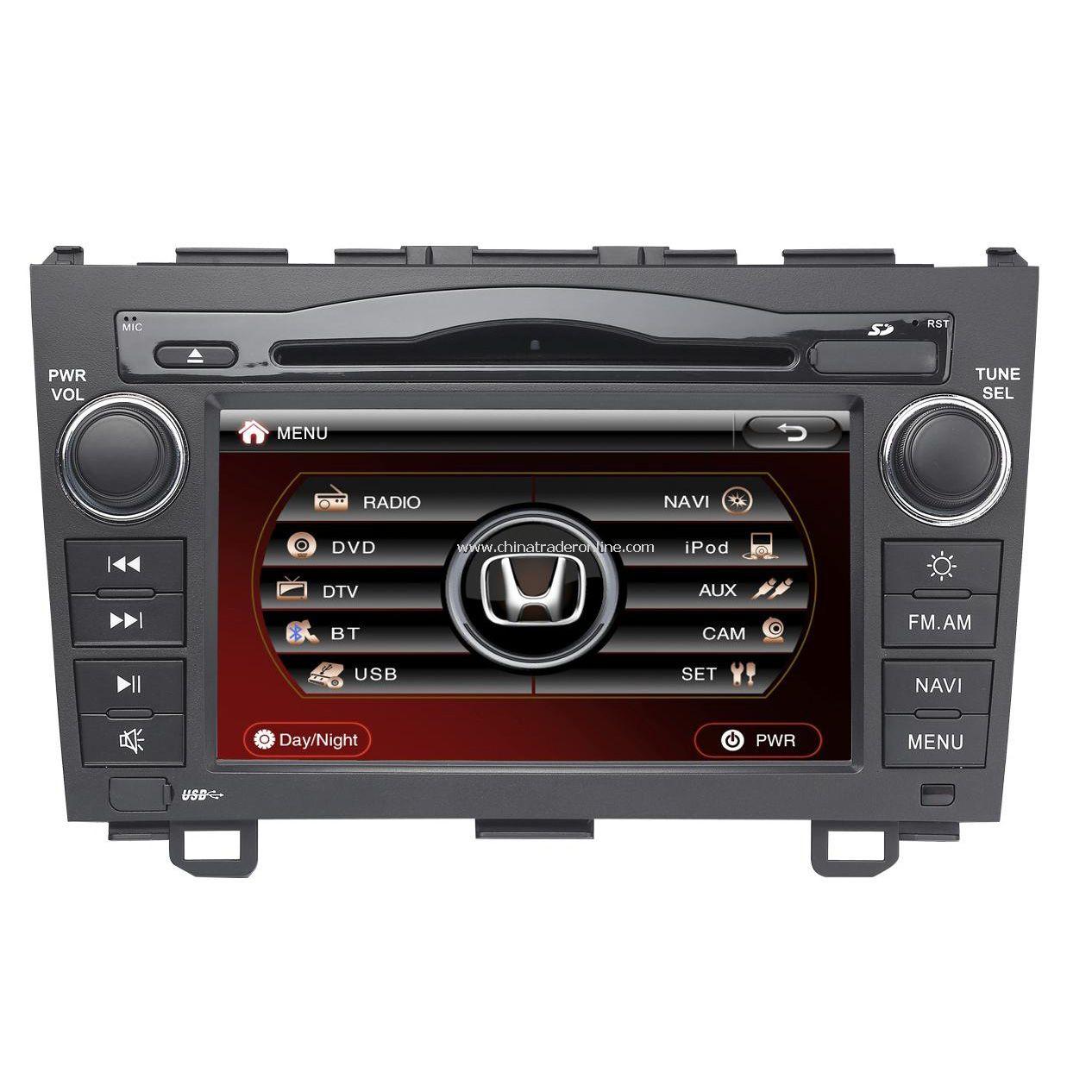 Car DVD with GPS for Honda CR-V