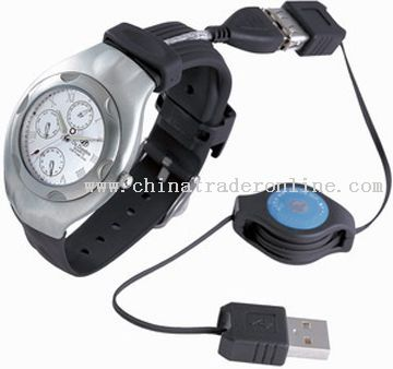USB Flash Disk Watch