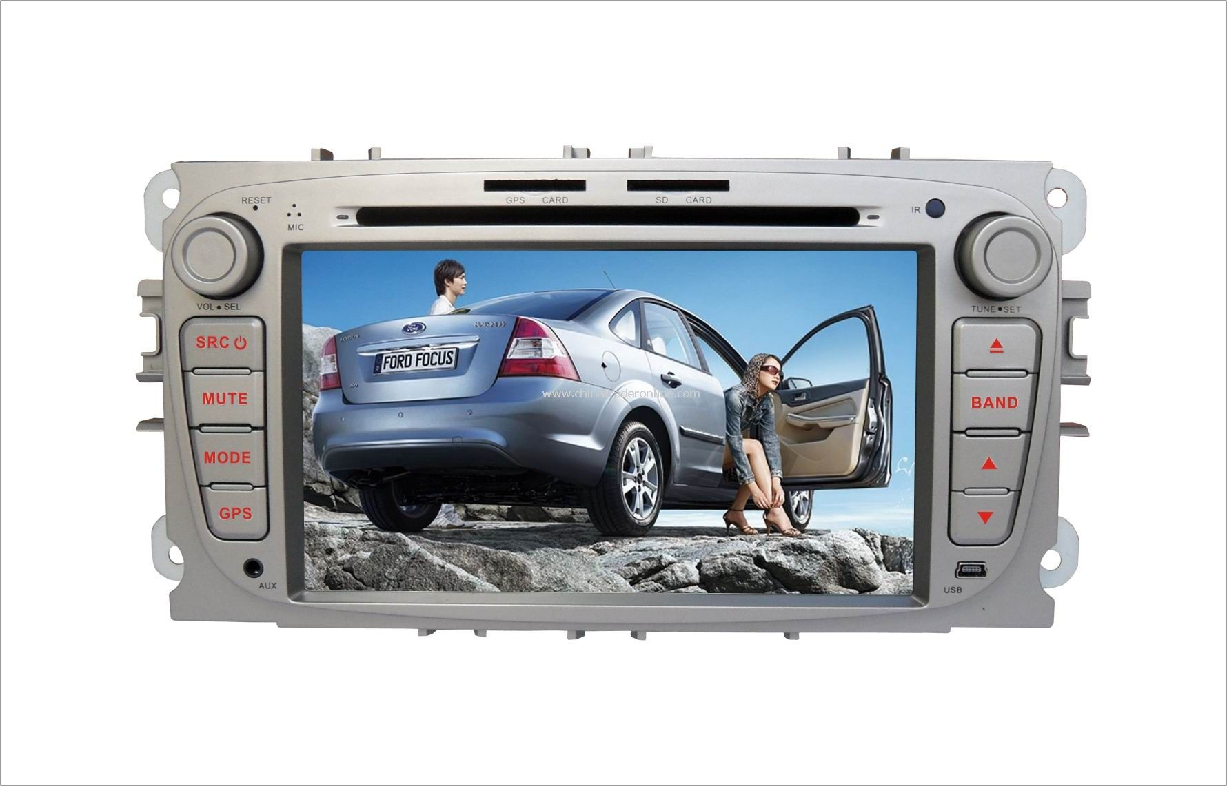 Car DVD Player for FORD MONDEO/FOCUS