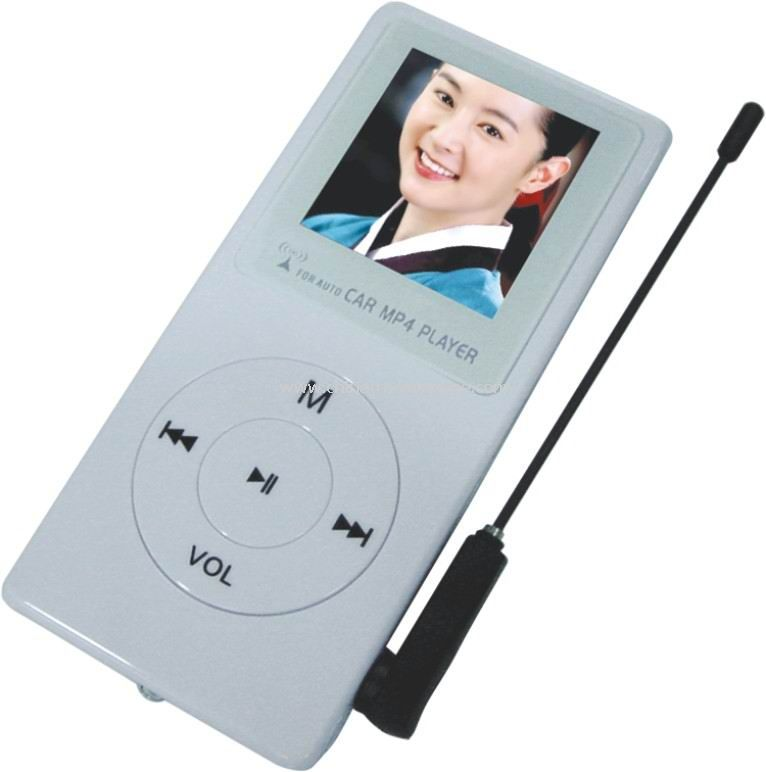 Car MP3 Player with FM Transmitter Function
