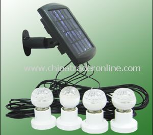 Solar Home Light, Solar Indoor Light