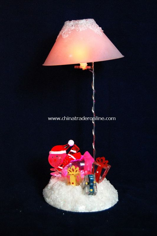Acryl Christmas Table Light from China