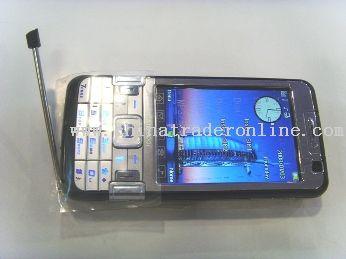 850/900/1800/1900 Mhz Dual Camera Phone