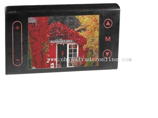 3.0 TFT MP5 Player with Touch Pad