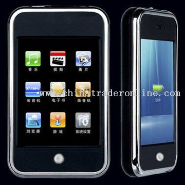 Iphone copy MP4 player from China
