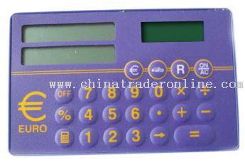 Solar System Euro Calculator