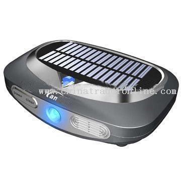 Solar Energy Car Ionizer