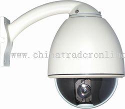 Indoor dome housing camera