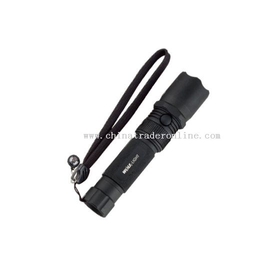 Luxeon 3W high power LED police torch