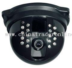 Plastic IR Dome Camera