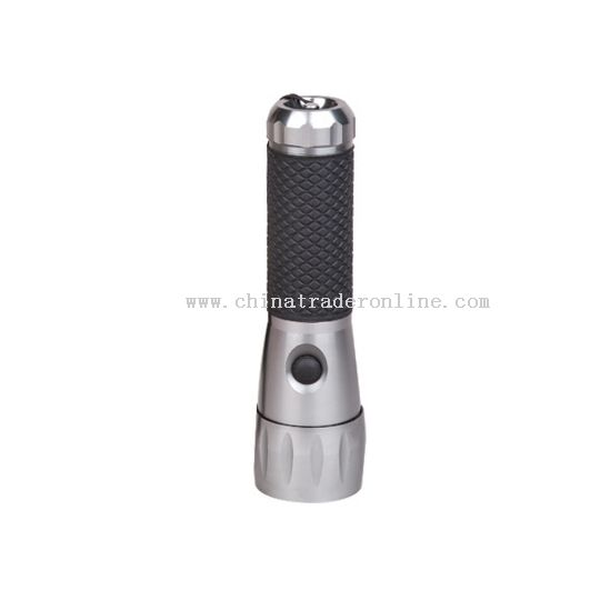 Aircraft-grade Aluminum flashlight