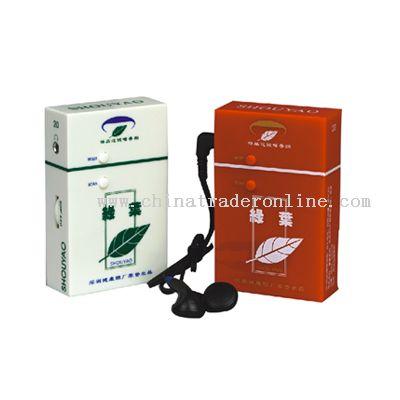 Cigarette Box Radio