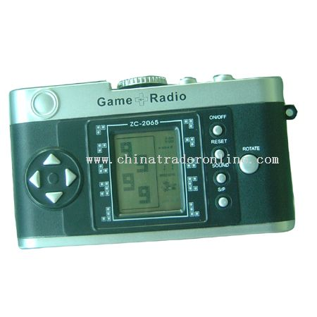 Game with Radio