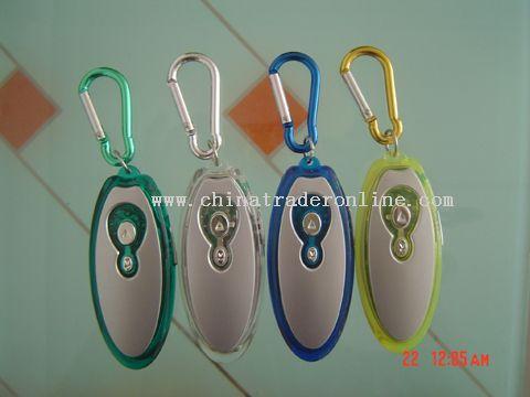 Mini Carabiner Keychain Radio
