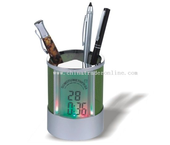 COLORFUL LGHT PEN HOLDER