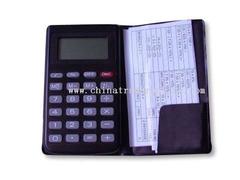 wallet counter