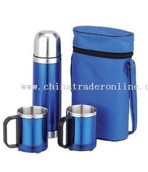 Thermos and Mug Set from China