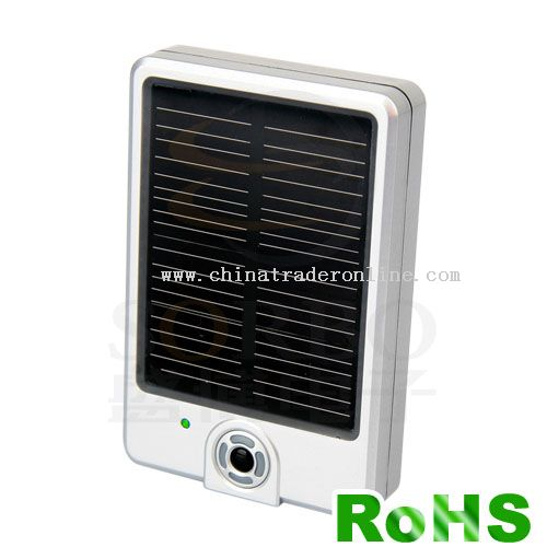 Solar mobile power