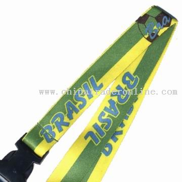 Heat Transfer Lanyards