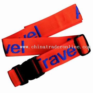 PP Luggage Belts from China